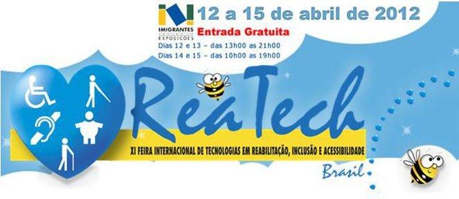 Visite-nos na Reathec – ANAPAR – GEDR e APARTESP