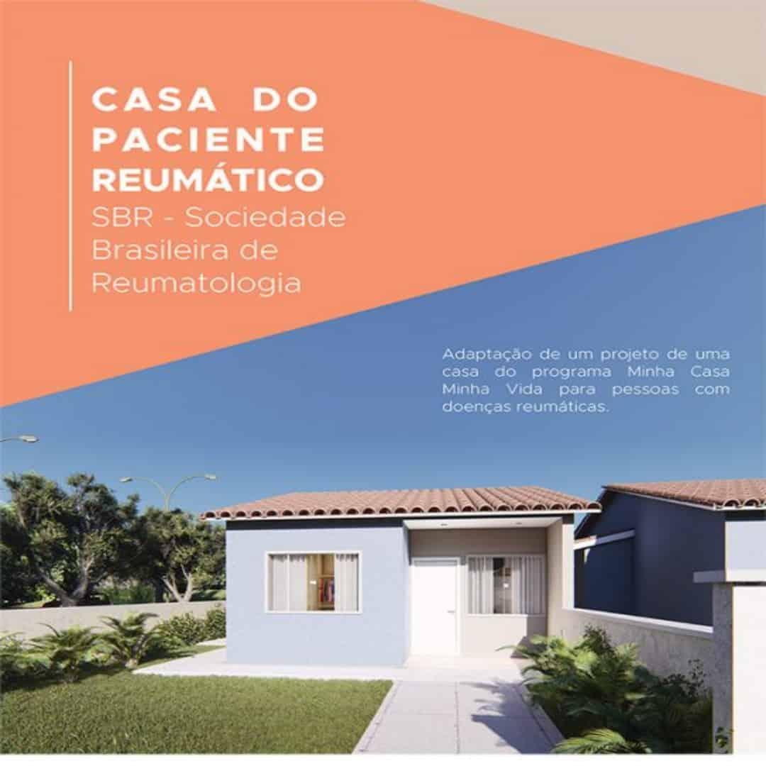 Casa do paciente reumatológico, projeto da Sociedade Brasileira de Reumatologia